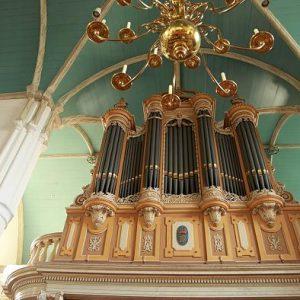 Ingebruiknane Marianne orgel