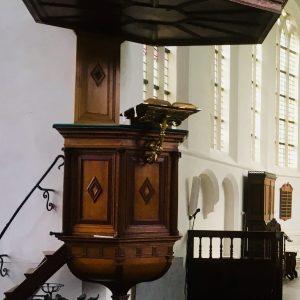 Kerkdiensten vanaf 1 juni
