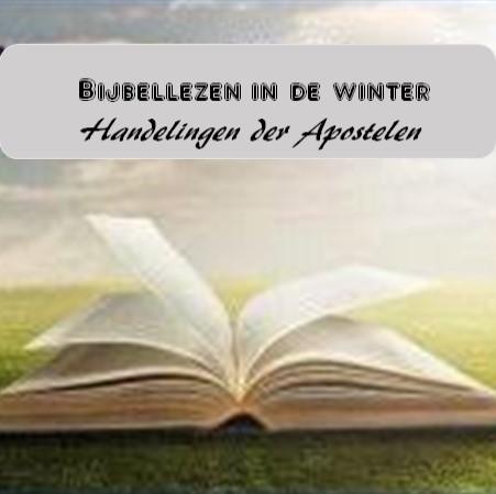 Bijbellezen in de winter
