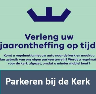 Parkeerontheffing verlengen