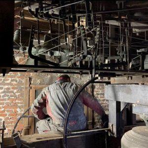 Carillon uitbreiding afgerond